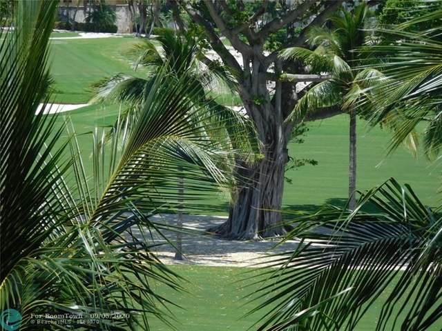 400 NE 14th Ave #424, Hallandale, FL 33009 (MLS #F10246552) :: Berkshire Hathaway HomeServices EWM Realty