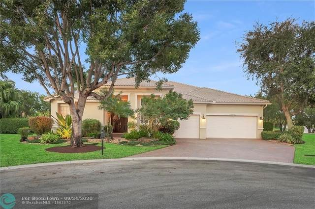 11209 NW 51st St, Coral Springs, FL 33076 (#F10246586) :: Dalton Wade