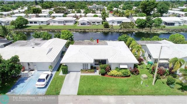 7109 NW 73rd St, Tamarac, FL 33321 (MLS #F10246590) :: Green Realty Properties