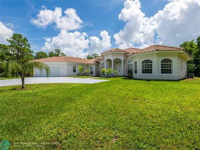 5616 Avocado Blvd, Royal Palm Beach, FL 33411 (MLS #F10246622) :: Berkshire Hathaway HomeServices EWM Realty