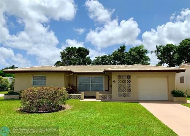 4500 NW 46th St, Tamarac, FL 33319 (MLS #F10246703) :: Green Realty Properties