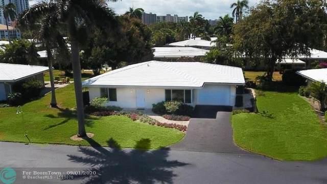 1431 S Ocean Blvd Villa 46, Lauderdale By The Sea, FL 33062 (MLS #F10246828) :: Berkshire Hathaway HomeServices EWM Realty