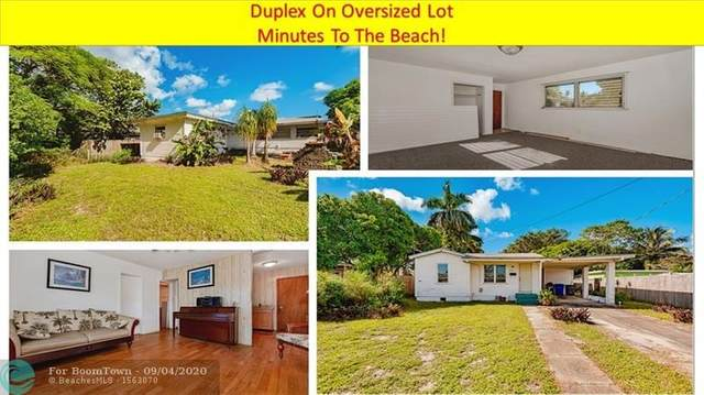 2454 Garfield St, Hollywood, FL 33020 (MLS #F10246904) :: Berkshire Hathaway HomeServices EWM Realty
