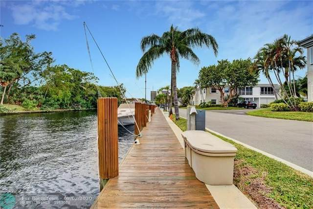 6395 Bay Club Dr #1, Fort Lauderdale, FL 33308 (MLS #F10246941) :: The Howland Group