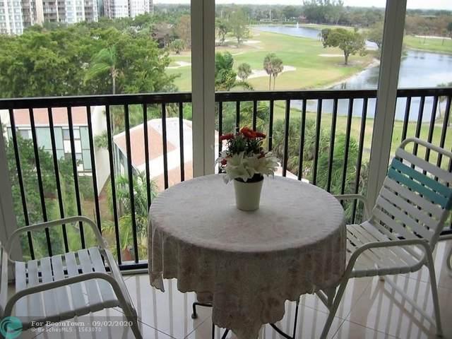 3940 Inverrary Blvd 804-A, Lauderhill, FL 33319 (MLS #F10247016) :: Berkshire Hathaway HomeServices EWM Realty