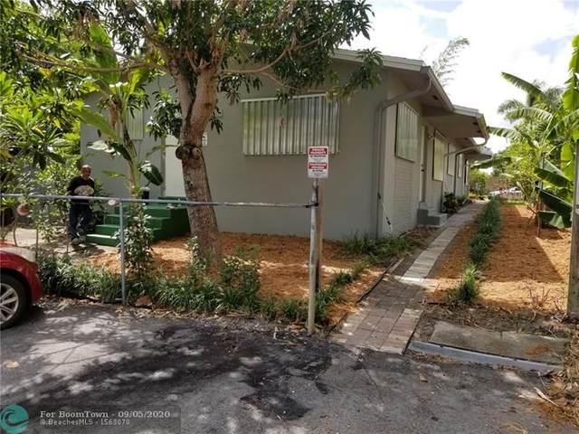 2519 Scott St, Hollywood, FL 33020 (MLS #F10247156) :: Berkshire Hathaway HomeServices EWM Realty
