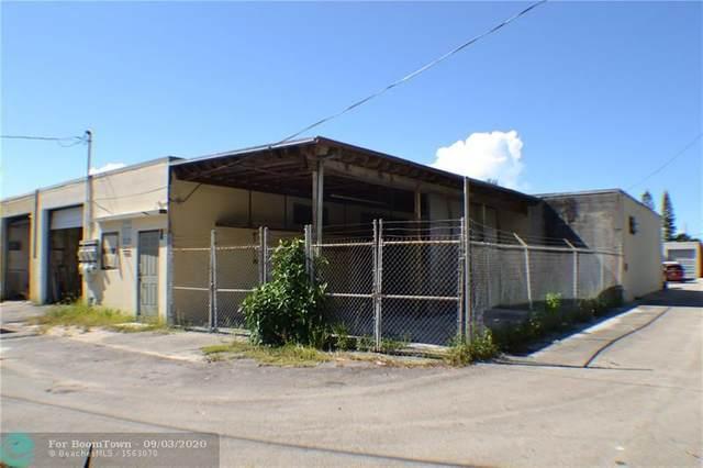 650 NE 34th St, Pompano Beach, FL 33064 (#F10247162) :: The Rizzuto Woodman Team