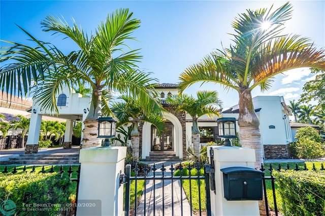 2600 NE 18th St, Fort Lauderdale, FL 33305 (MLS #F10247310) :: Berkshire Hathaway HomeServices EWM Realty