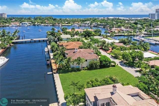 2549 Mercedes Dr, Fort Lauderdale, FL 33316 (MLS #F10247316) :: The Howland Group