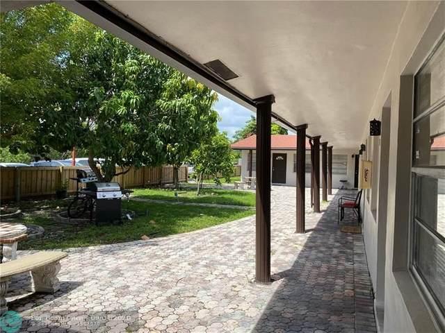 301 NW 35th Ct, Pompano Beach, FL 33064 (MLS #F10247345) :: Berkshire Hathaway HomeServices EWM Realty