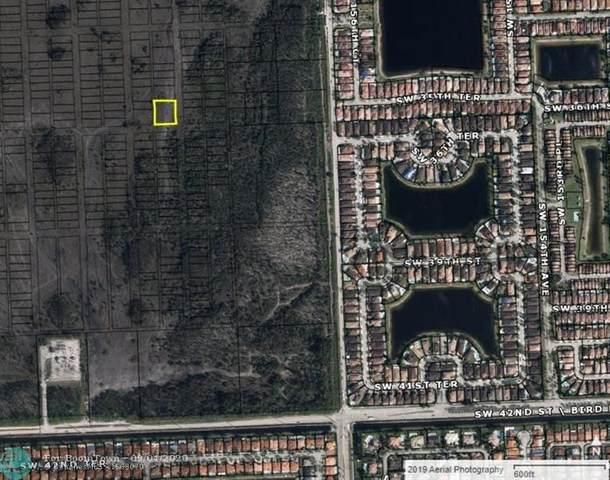 Lots 10-12 Sub Oo4, Miami, FL 33185 (MLS #F10247348) :: Berkshire Hathaway HomeServices EWM Realty