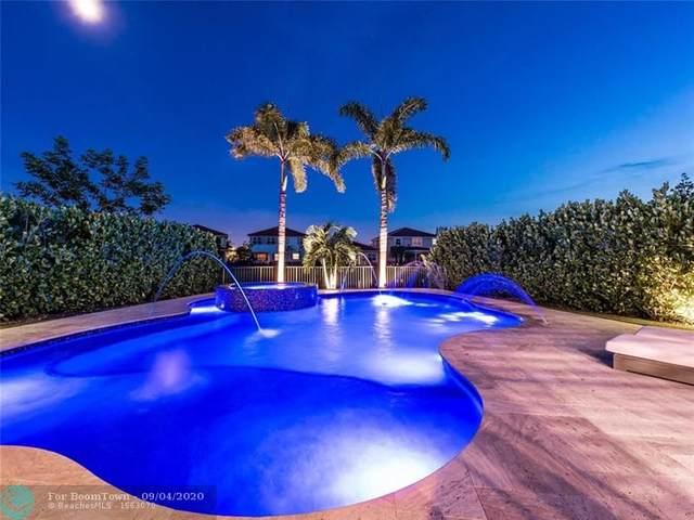 9830 Blue Isle Bay, Parkland, FL 33076 (#F10247476) :: Signature International Real Estate