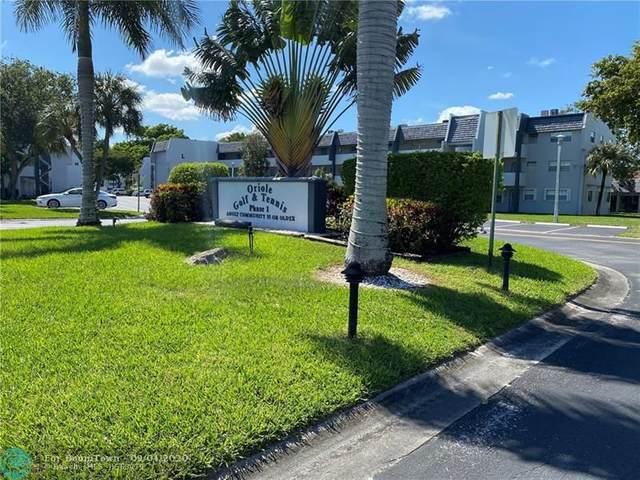 7817 Golf Circle Dr #104, Margate, FL 33063 (#F10247508) :: Posh Properties