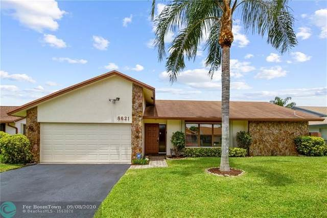 8621 NW 48th St, Lauderhill, FL 33351 (MLS #F10247593) :: THE BANNON GROUP at RE/MAX CONSULTANTS REALTY I