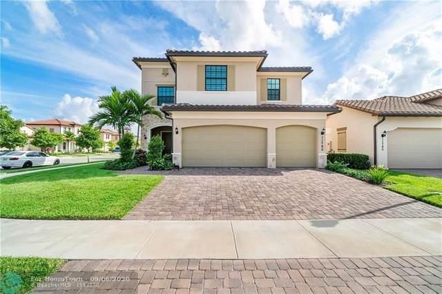 11795 Waterway Cir, Parkland, FL 33076 (#F10247706) :: Signature International Real Estate