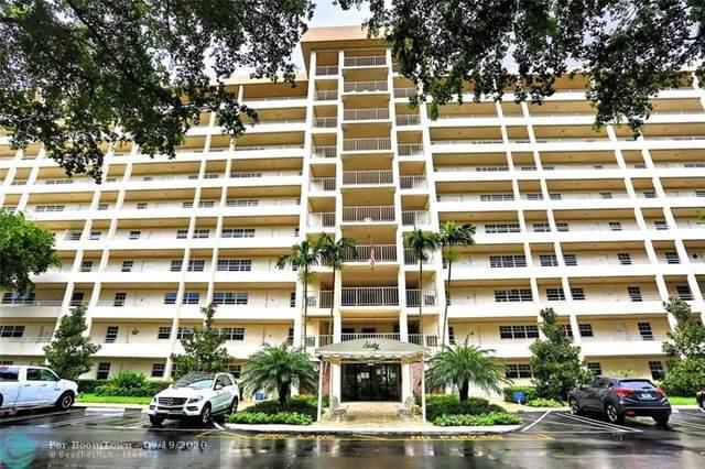605 Oaks Dr. #1007, Pompano Beach, FL 33069 (#F10247723) :: Posh Properties