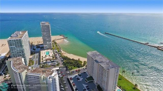 2000 S Ocean Dr #302, Fort Lauderdale, FL 33316 (MLS #F10247820) :: Patty Accorto Team
