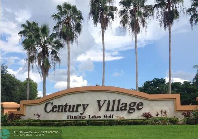 12650 SW 6th St, Pembroke Pines, FL 33027 (MLS #F10247842) :: United Realty Group