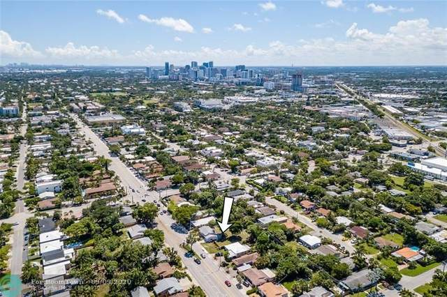 1321 NE 15th Ave, Fort Lauderdale, FL 33304 (#F10247893) :: The Rizzuto Woodman Team