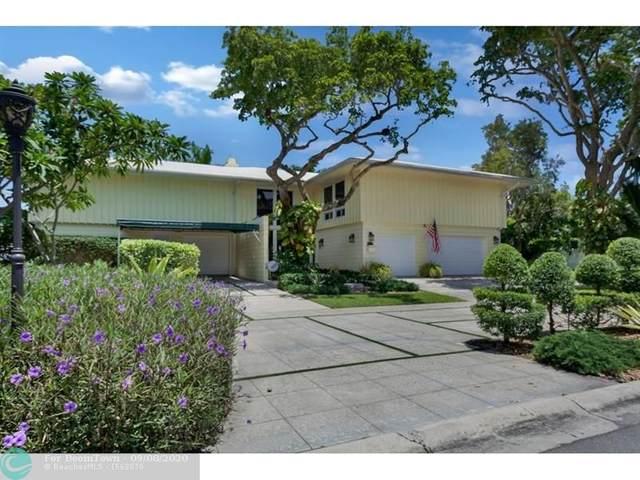 917 N Northlake Dr, Hollywood, FL 33019 (MLS #F10247905) :: Miami Villa Group