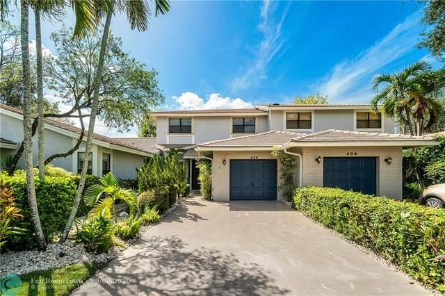 412 Lake Point South Ln #412, Deerfield Beach, FL 33442 (MLS #F10247917) :: Green Realty Properties