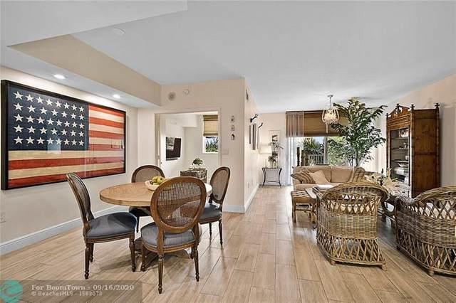 3020 NE 32nd Ave #412, Fort Lauderdale, FL 33308 (MLS #F10247926) :: Green Realty Properties