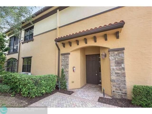 7592 Old Thyme Ct #7592, Parkland, FL 33076 (#F10247974) :: Signature International Real Estate