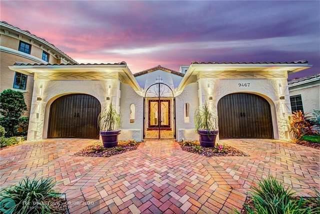 9467 Satinleaf Pl, Parkland, FL 33076 (#F10248013) :: Signature International Real Estate