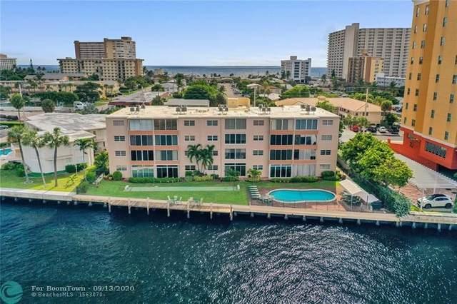 901 N Riverside Dr 3D, Pompano Beach, FL 33062 (#F10248020) :: Ryan Jennings Group