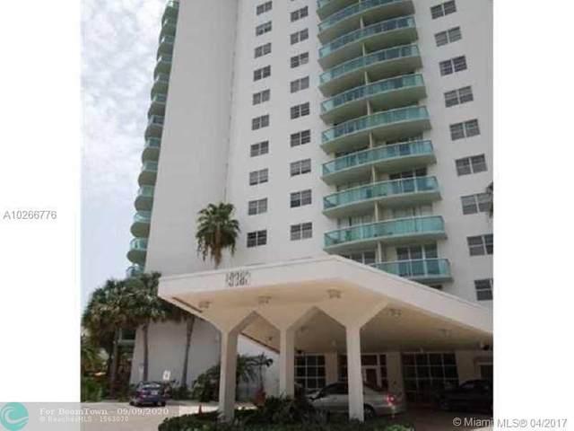 19380 Collins Ave #1107, Sunny Isles Beach, FL 33160 (MLS #F10248087) :: Patty Accorto Team