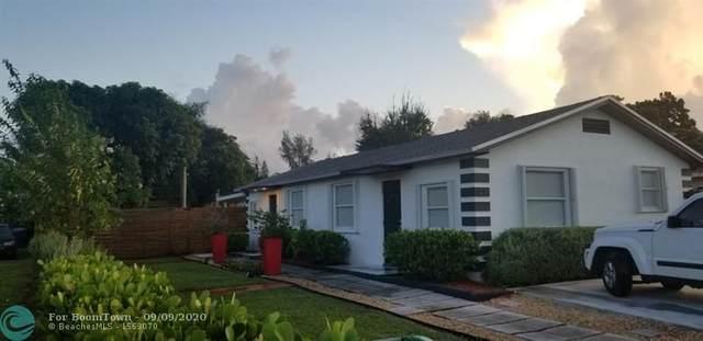 1291 NE 146th Street, Miami, FL 33161 (MLS #F10248128) :: Berkshire Hathaway HomeServices EWM Realty