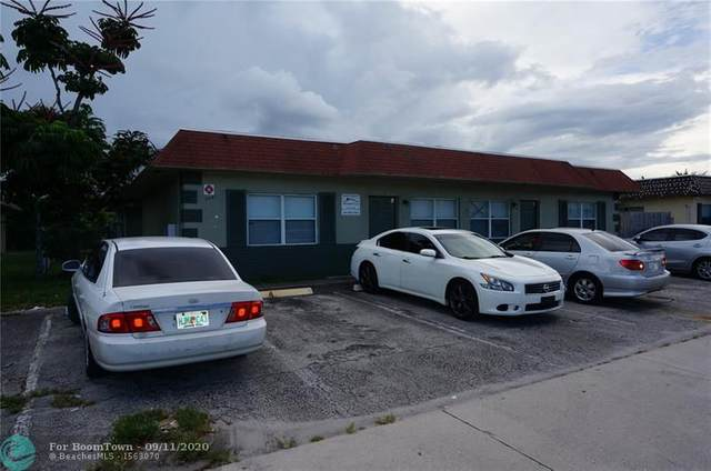 3951 NW 31st Ave, Lauderdale Lakes, FL 33309 (#F10248262) :: The Rizzuto Woodman Team