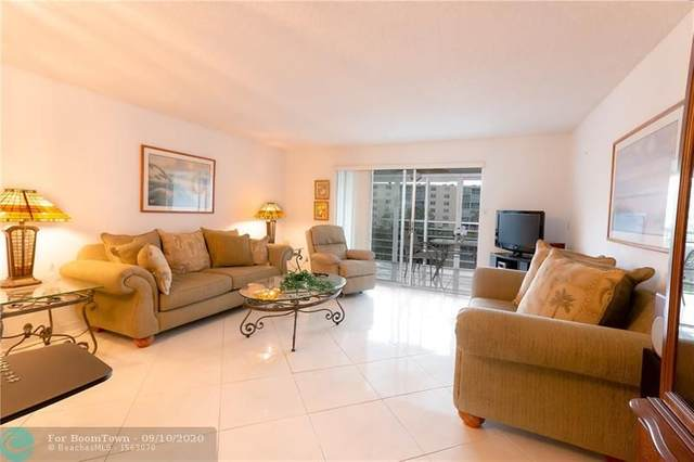 111 SE 3rd Ave #304, Dania Beach, FL 33004 (MLS #F10248290) :: Berkshire Hathaway HomeServices EWM Realty
