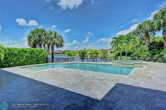 8148 NW 112th Ter, Parkland, FL 33076 (MLS #F10248542) :: Berkshire Hathaway HomeServices EWM Realty