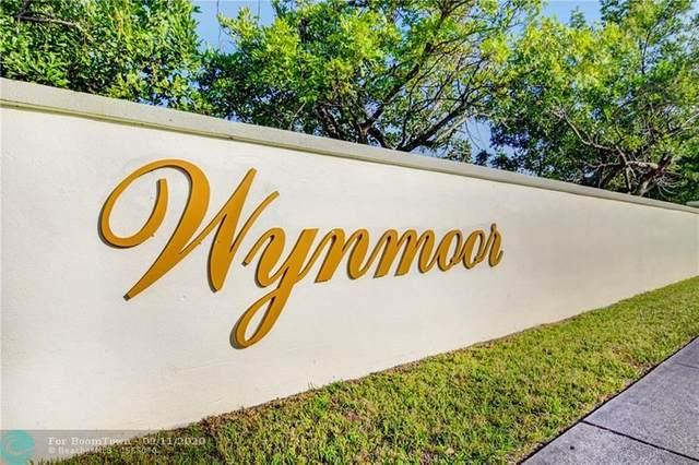 2103 Lucaya Bnd K3, Coconut Creek, FL 33066 (MLS #F10248555) :: Berkshire Hathaway HomeServices EWM Realty