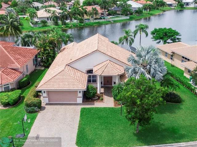 4950 NW 107th Ave, Coral Springs, FL 33076 (MLS #F10248716) :: Berkshire Hathaway HomeServices EWM Realty