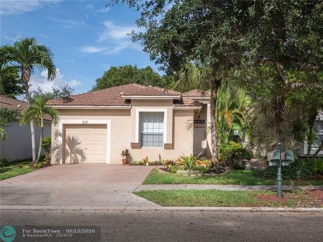 4149 Sapphire Terrace, Weston, FL 33331 (MLS #F10248749) :: Green Realty Properties