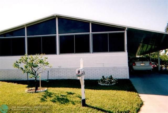 4044 69th St N Lot 835, West Palm Beach, FL 33404 (MLS #F10248757) :: Berkshire Hathaway HomeServices EWM Realty
