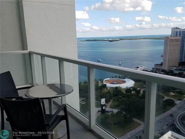 244 Biscayne Blvd #3905, Miami, FL 33132 (#F10248801) :: Baron Real Estate