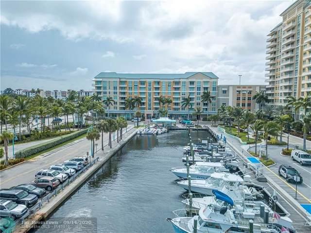 100 NE 6th St #207, Boynton Beach, FL 33435 (#F10248844) :: Posh Properties