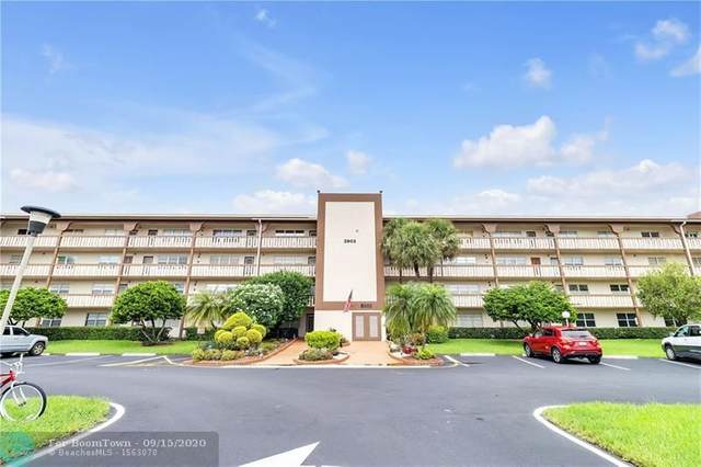 2903 Victoria Cir #307, Coconut Creek, FL 33066 (MLS #F10248845) :: Berkshire Hathaway HomeServices EWM Realty