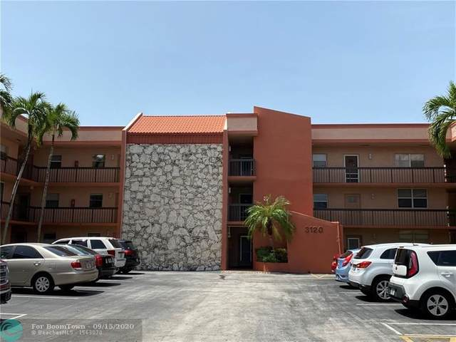 3120 Holiday Springs Blvd #206, Margate, FL 33063 (MLS #F10248879) :: Green Realty Properties
