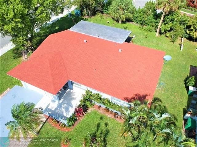 4953 NW 55th Ct, Tamarac, FL 33319 (MLS #F10248964) :: Green Realty Properties