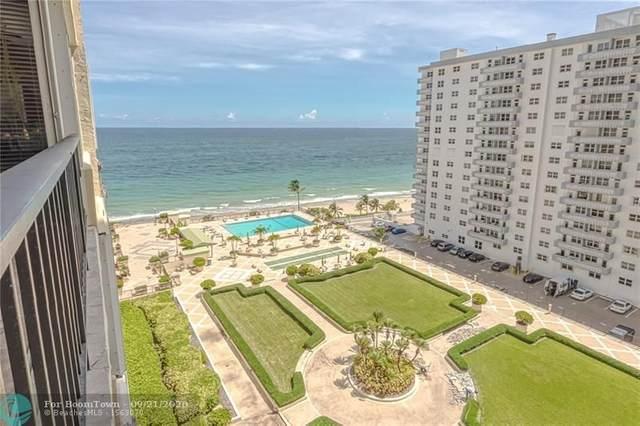 4280 Galt Ocean Drive 10G, Fort Lauderdale, FL 33308 (#F10248967) :: The Power of 2 | Century 21 Tenace Realty