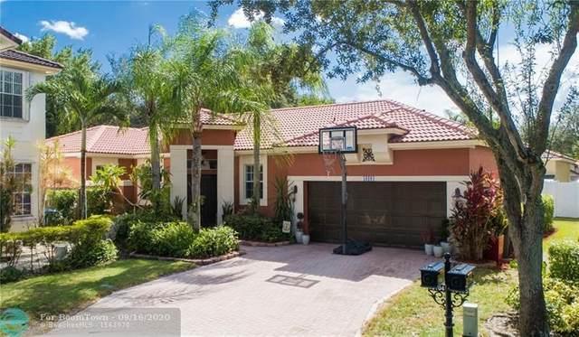 16104 Opal Creek Dr, Weston, FL 33331 (MLS #F10248990) :: Green Realty Properties