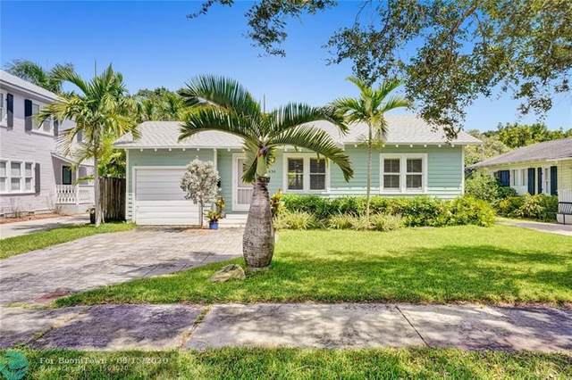 630 SW 6th Ave, Fort Lauderdale, FL 33315 (MLS #F10249045) :: Berkshire Hathaway HomeServices EWM Realty