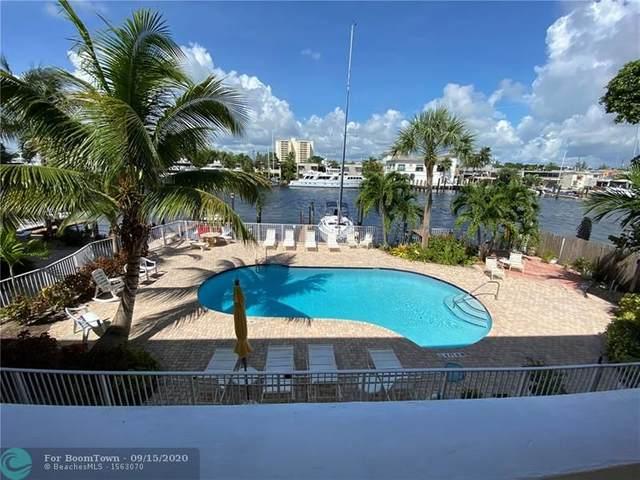 815 Middle River Dr #210, Fort Lauderdale, FL 33304 (MLS #F10249073) :: Lucido Global