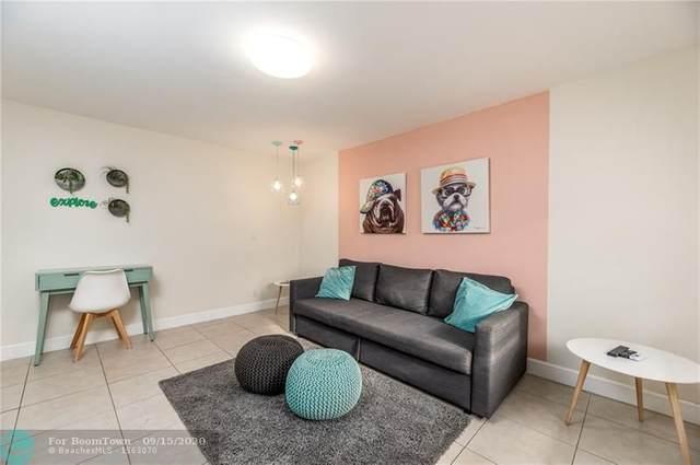 1740 Madison St, Hollywood, FL 33020 (MLS #F10249082) :: Berkshire Hathaway HomeServices EWM Realty