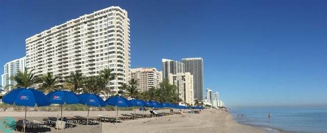 1985 S Ocean Dr 4A, Hallandale, FL 33009 (MLS #F10249179) :: United Realty Group