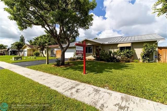 4651 NW 84th Ave, Lauderhill, FL 33351 (MLS #F10249251) :: Berkshire Hathaway HomeServices EWM Realty